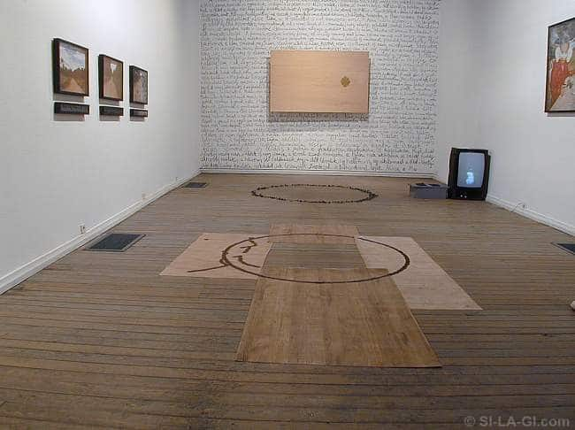 Hanging Garden - Fészek Galéria - Budapest - 2000