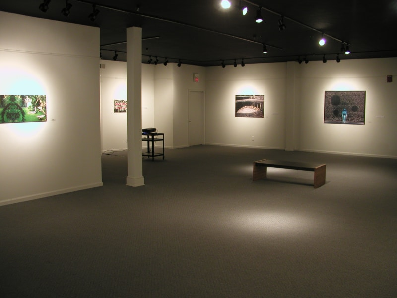 "Hungarian Contemporary Artist SI-LA-GI - Exhibition ""New Art from Hungary"" at Radford University Art Museum (2006)"